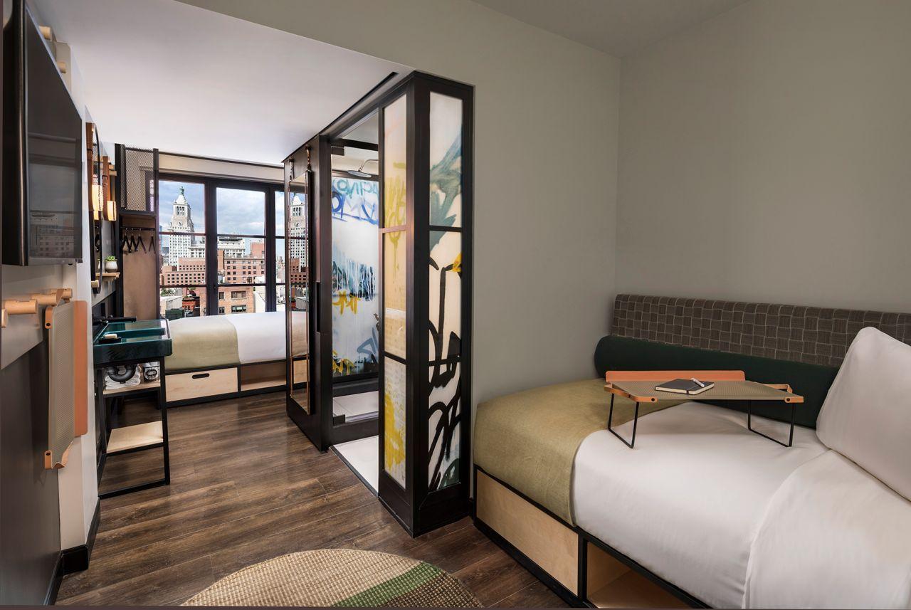 Queen + Daybed Bedroom