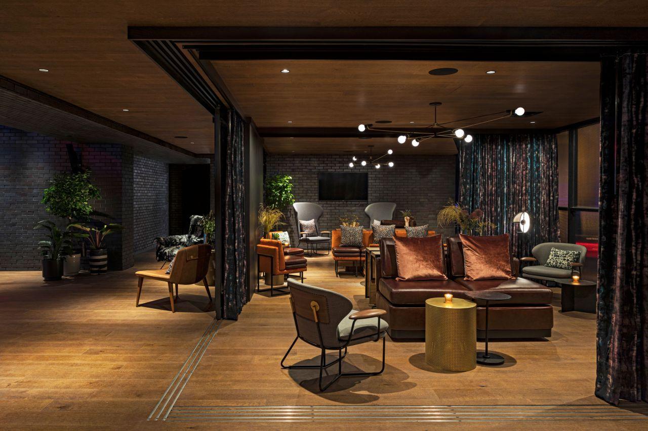Meeting Studios (Lounge Setup)