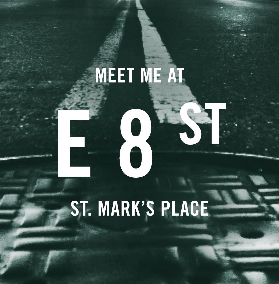 Find beauty in the madness of St. Marks Place. The ultimate melting pot of New York City in one street. #MakeItToMoxy